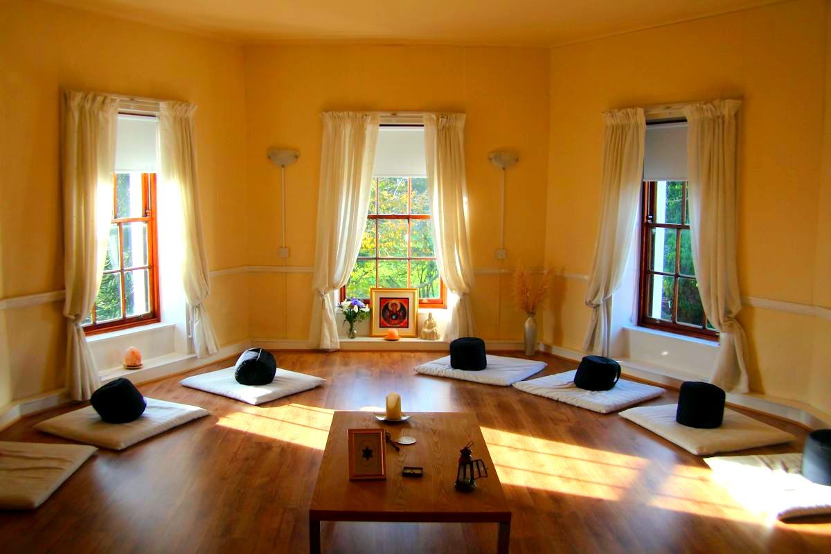 Creating A Meditation Room ideas for creating a sacred space to replenish your spirit